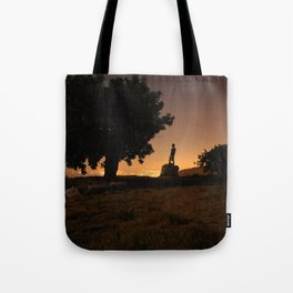 On a rock Tote Bag