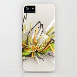 Auf der Lauer iPhone Case