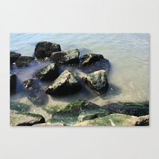 Endless Summer Beach  Canvas Print