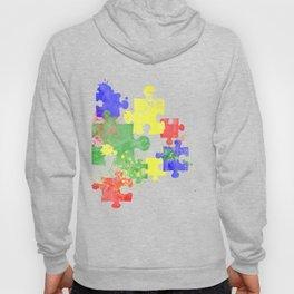 Autism Pieces Hoody