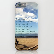 The Sea Casts its Spell Slim Case iPhone 6s