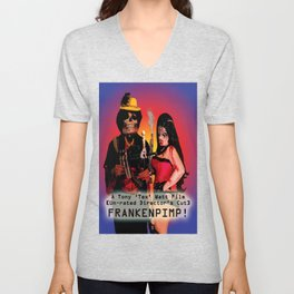 Frankenpimp (2009) - Movie Poster Unisex V-Neck
