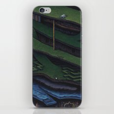The Great Divide iPhone & iPod Skin