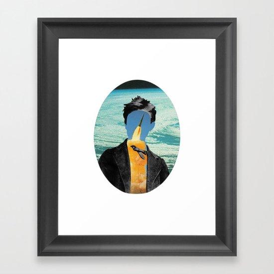 Voyant Framed Art Print