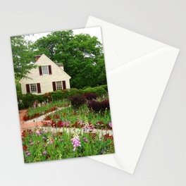 Cottage Garden - Colonial Williamsburg Stationery Cards