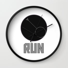 Fortnite Safe Wall Clock
