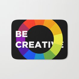 Be Creative Bath Mat