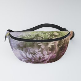 bouquet with atmosphere        http://society6.com/clemm?promo=X9B3VVZDM7J6 Fanny Pack
