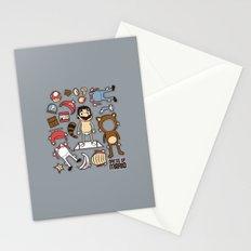 Dress up Mario Stationery Cards