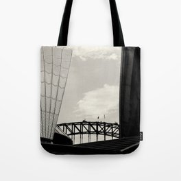 Sydney View Tote Bag
