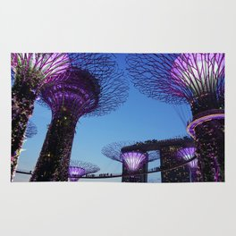 Garden By The Bay (Singapore) Rug