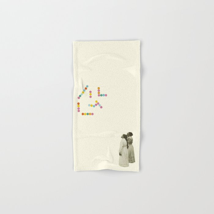Explosions in the Sky Hand & Bath Towel