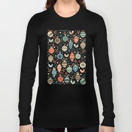 Festive Folk Charms Long Sleeve T-shirt
