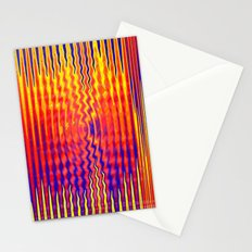 Ripples in a dream Stationery Cards
