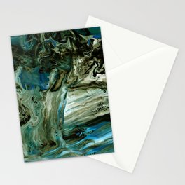 Granite Waterfall Stationery Cards