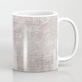 Grey scrateched Coffee Mug