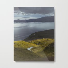 Isle of Skye, Highlands, Scotland Metal Print
