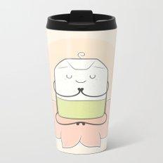 very zen green tea Metal Travel Mug