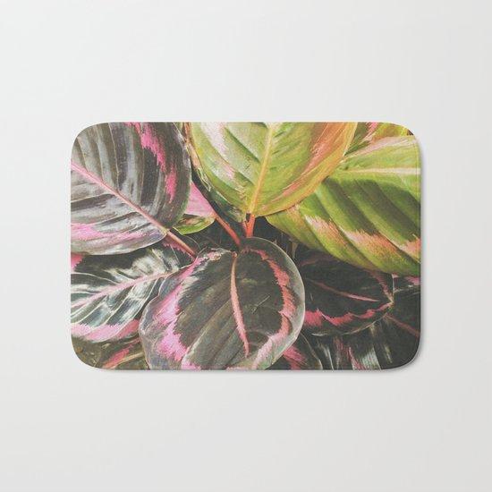 Leafy Bath Mat