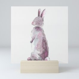 Bunny Rabbit Mini Art Print
