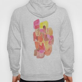 171013 Invaded Space 18 |abstract shapes art design |abstract shapes art design colour Hoody