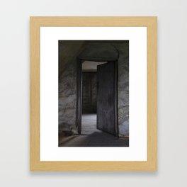 Do come in Framed Art Print