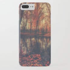 Where are you? Autumn Fall - Autumnal forest Slim Case iPhone 7 Plus