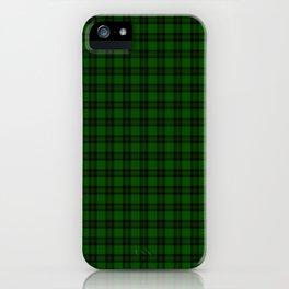 Forbes Tartan iPhone Case