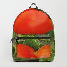 Heart Shaped Tomato Backpack