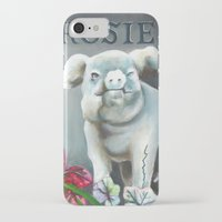 """haunted mansion iPhone & iPod Cases featuring Disneyland Haunted Mansion inspired """"Rosie""""  by ArtisticAtrocities"""