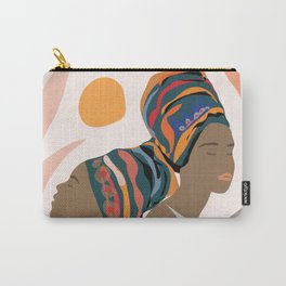 Women with the Turbans Carry-All Pouch