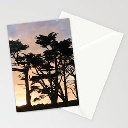 Sunset in Point Reyes Stationery Cards