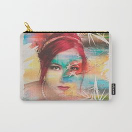Color girl Carry-All Pouch