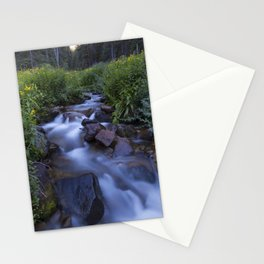 Rocky Mountain h2o Stationery Cards
