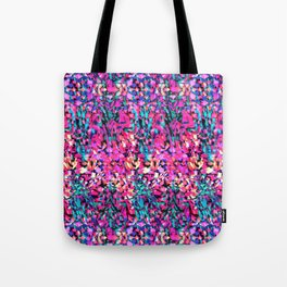 Splintered Geo Tote Bag
