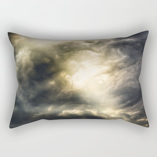Cloudio Di Porno III Rectangular Pillow
