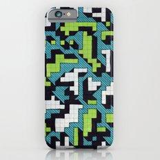 Bad at Tetris iPhone 6s Slim Case