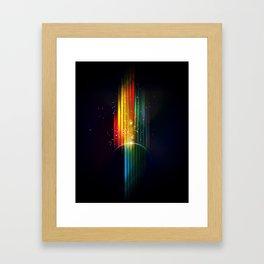 Harmony + Rhapsody Framed Art Print