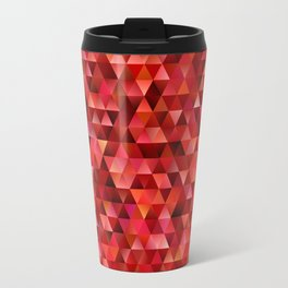 Bloody triangles Travel Mug