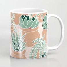 Succulent's Tiny Pots Mug