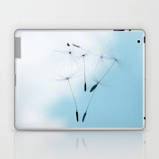 dandelion sky Laptop & iPad Skin