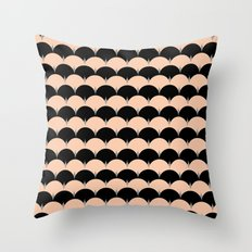 undulation Throw Pillow