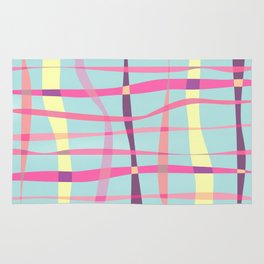 Pop-Stripes #society6 #decor #buyArt Rug