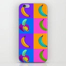 Andy's Bananas iPhone Skin