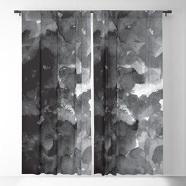 abstract cloud Blackout Curtain