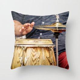 Conga Throw Pillow
