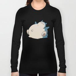Pokémon - Number 143 Long Sleeve T-shirt