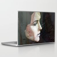 the lights Laptop & iPad Skins featuring LIGHTS by SAMHAIN