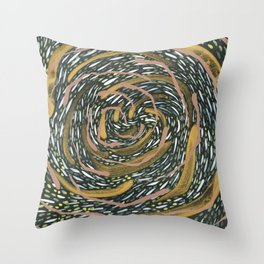 If Everything was Enough. Or if Everything was More. Throw Pillow