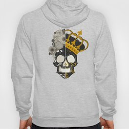 The Skull Equals Hoody